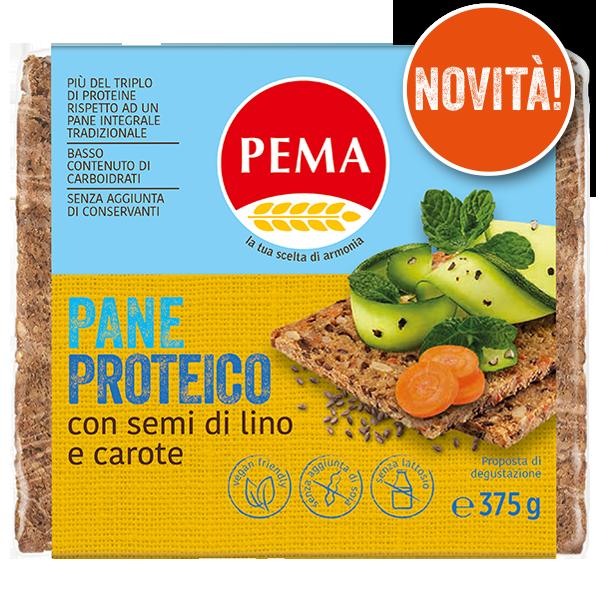 Pane proteico Pema