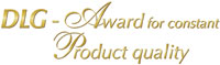Premio qualità conferito dalla DLG
